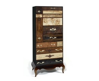 Комод Queens Chest Of Drawers