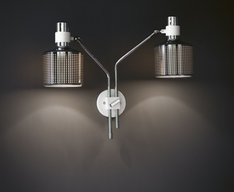 Бра Riddle Wall Light Double