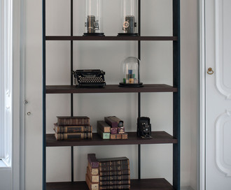 Стеллаж Bourgeois Bookcase