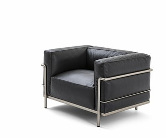 Кресло LC3 Fauteuil Grand Confort Durable